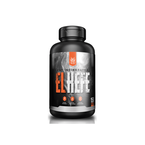 El Hefe | Fat Burner | Ruthless Sports | Supplements Canada