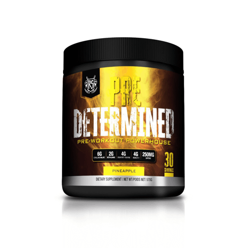 Pre Determind | Pre Workout | Ruthless Sports | Supplements Canada