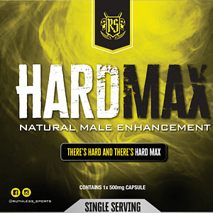 Hardmax – Natural Male Enhancement