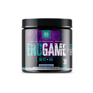 End Game Flavoured – Sleep Aid and Recovery Formula