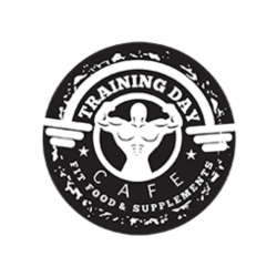 Training Day Cafe Logo   Ruthless Sports Where to buy