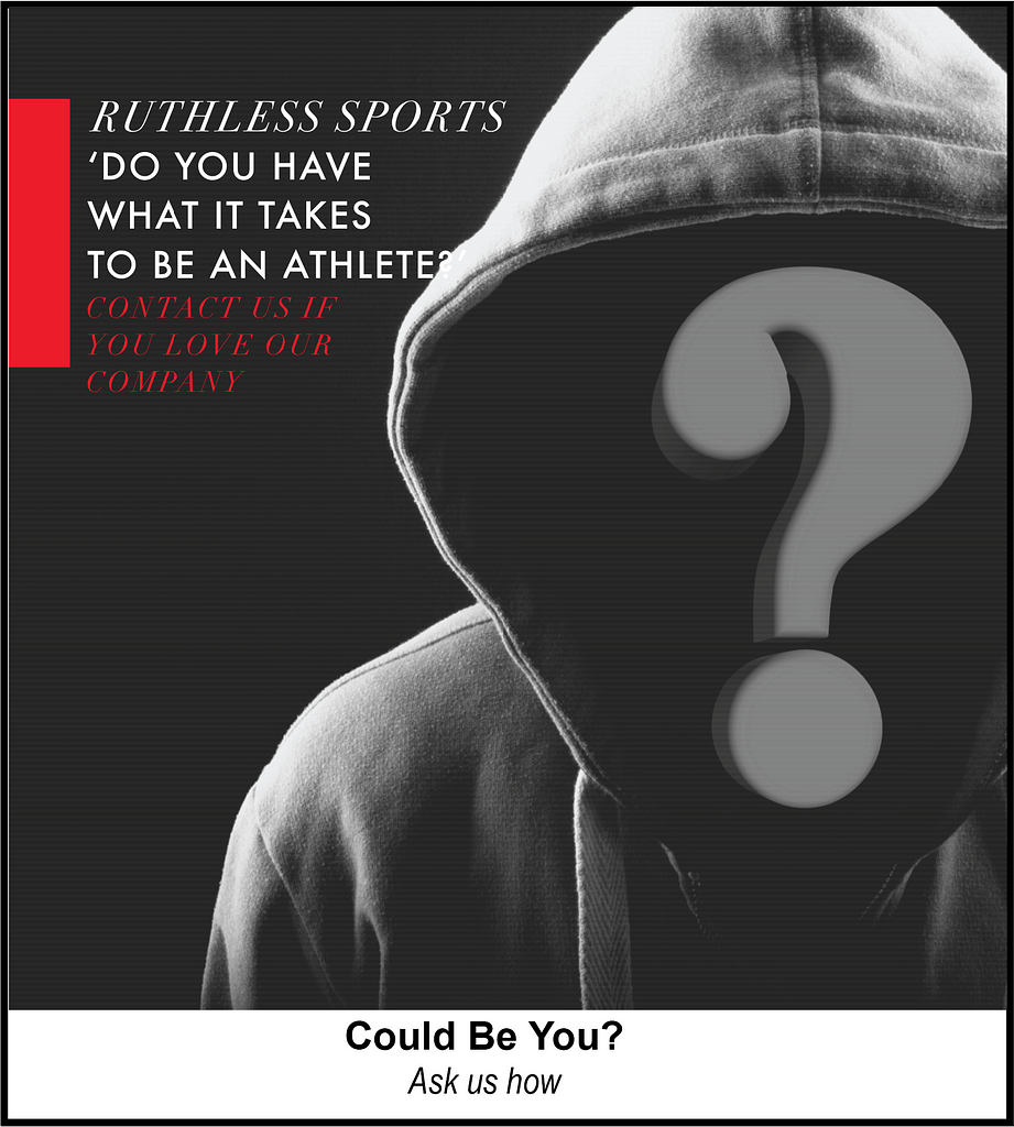 Ruthless Sports Athletes